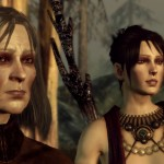 The women of Dragon Age, young and old