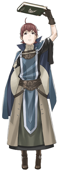 Ricken the Mage