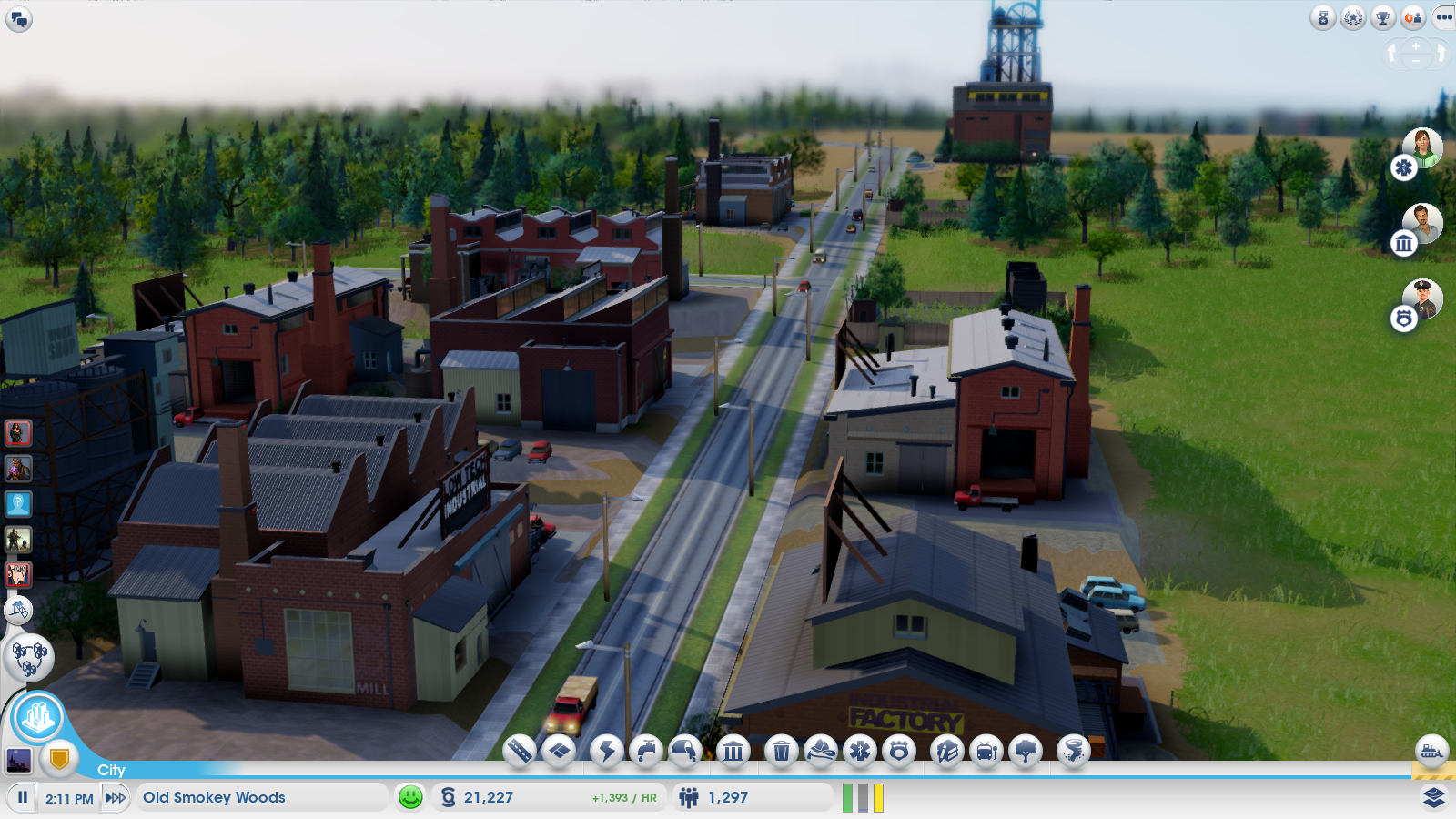 So there's this game I like called SimCity…