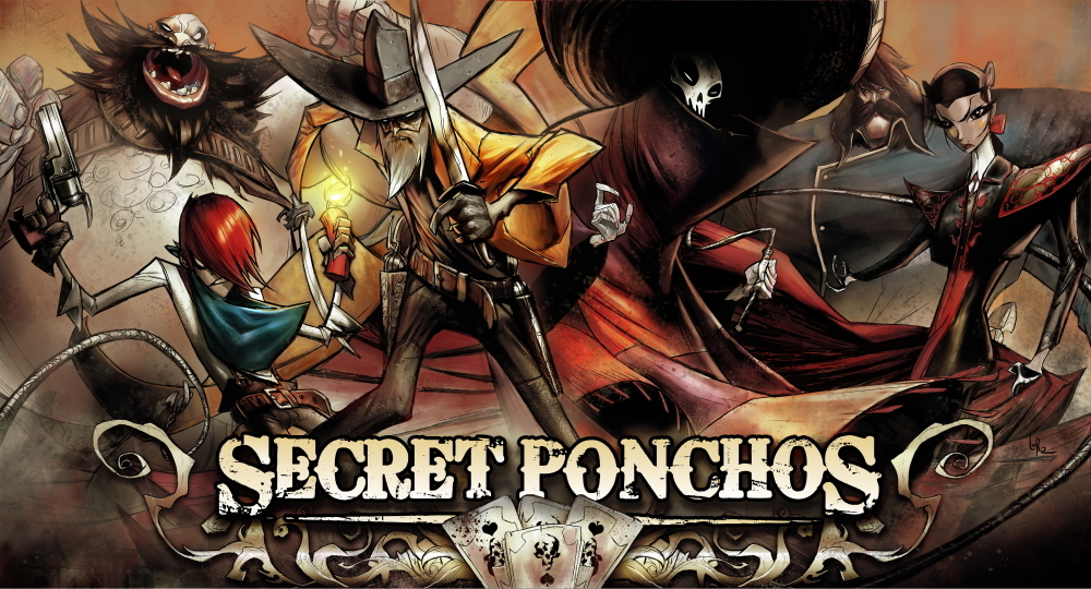 Game name of the year? Secret Ponchos