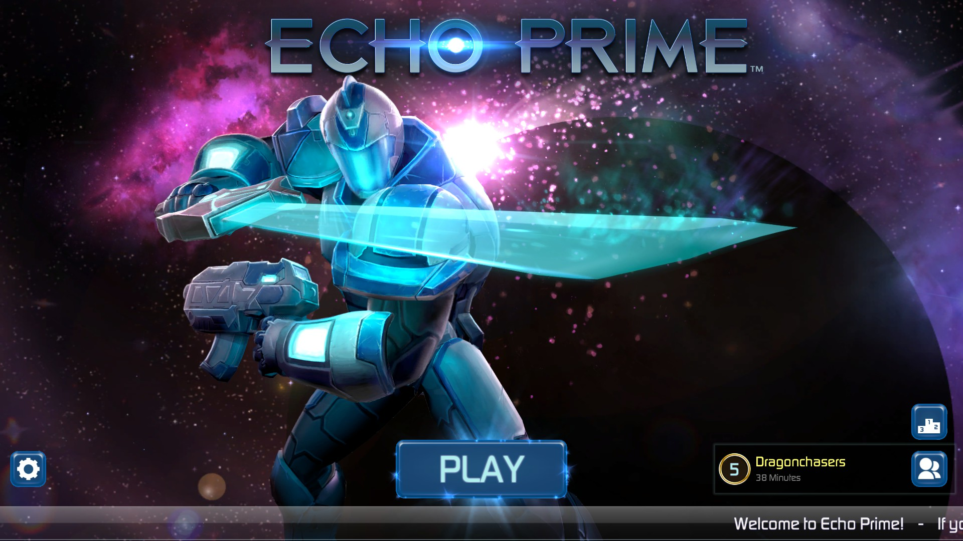 First look: Echo Prime