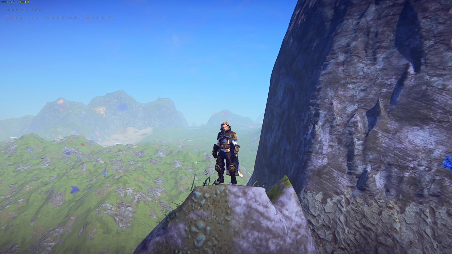 Day 8 of the EverQuest Next Landmark Alpha