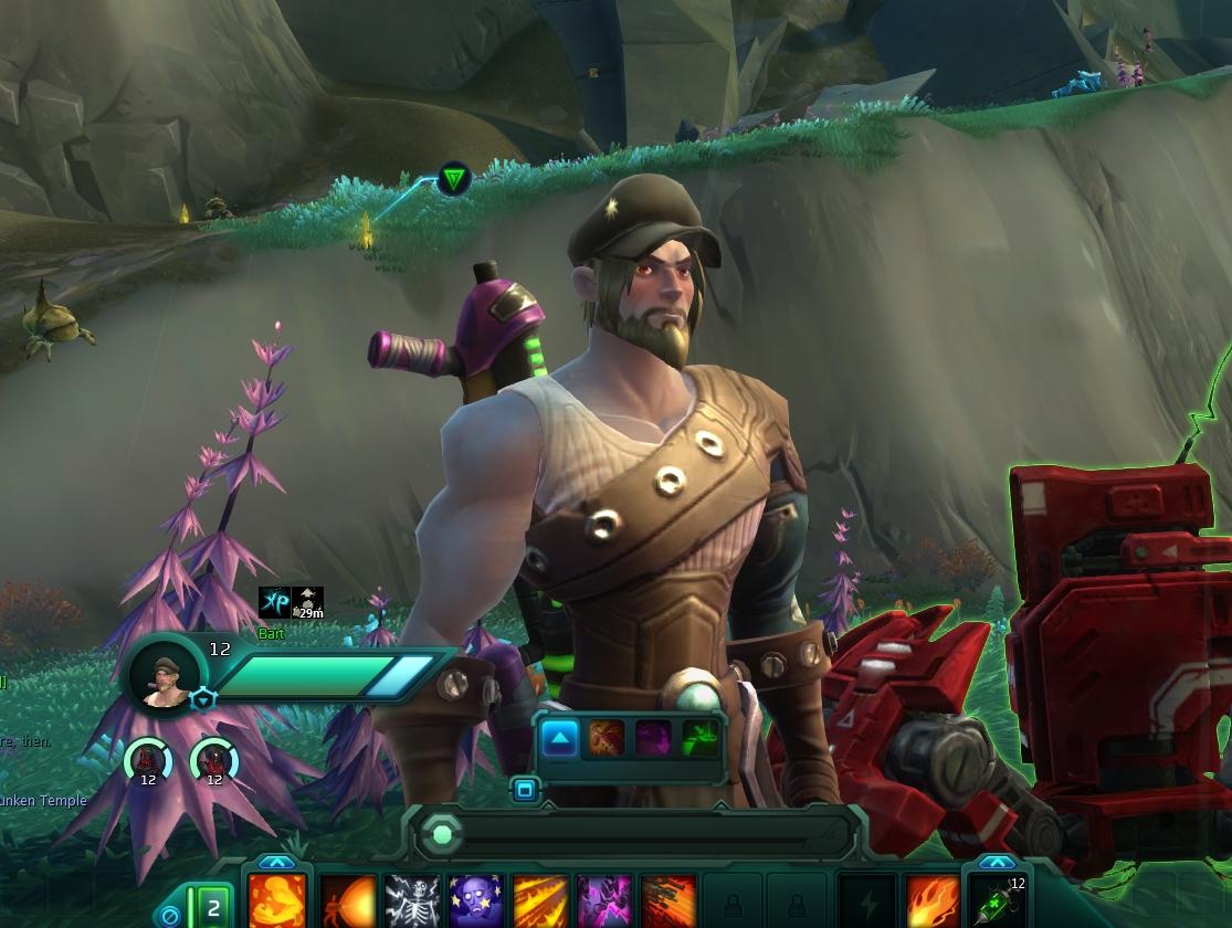 Wildstar update – level 14