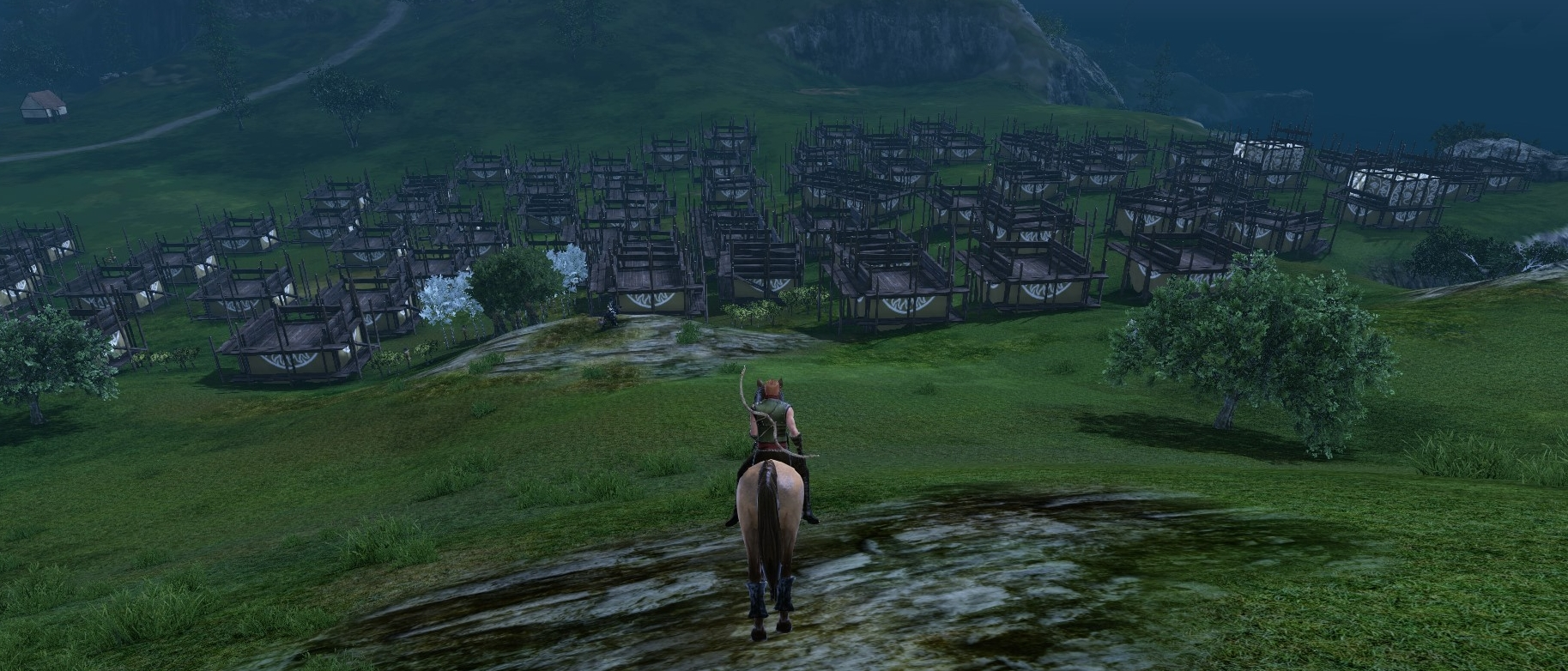 I want a single player ArcheAge