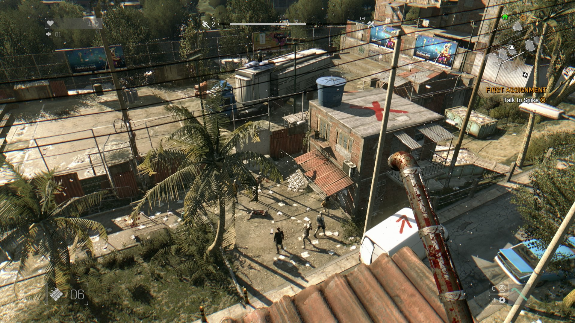 Dragonchasers First Look Dying Light