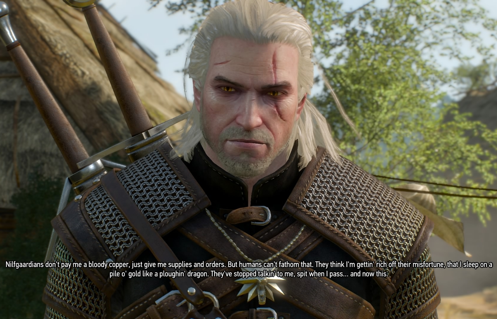 Dragonchasers » Its a shame about The Witcher III