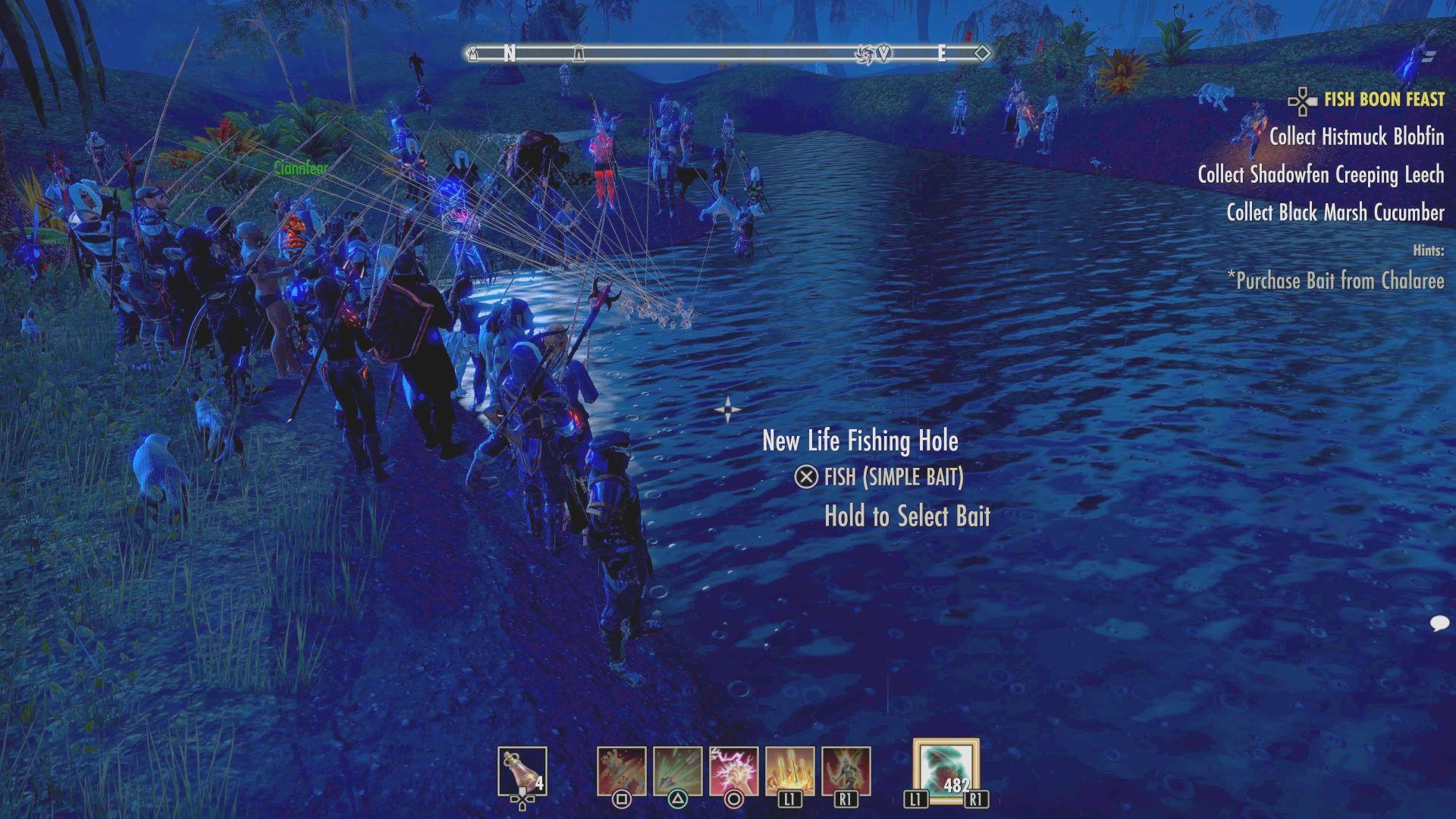 The Elder Scrolls Online's New Life Festival