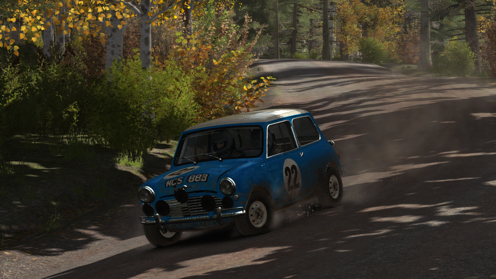 Dirt Rally is a pleasant surprise