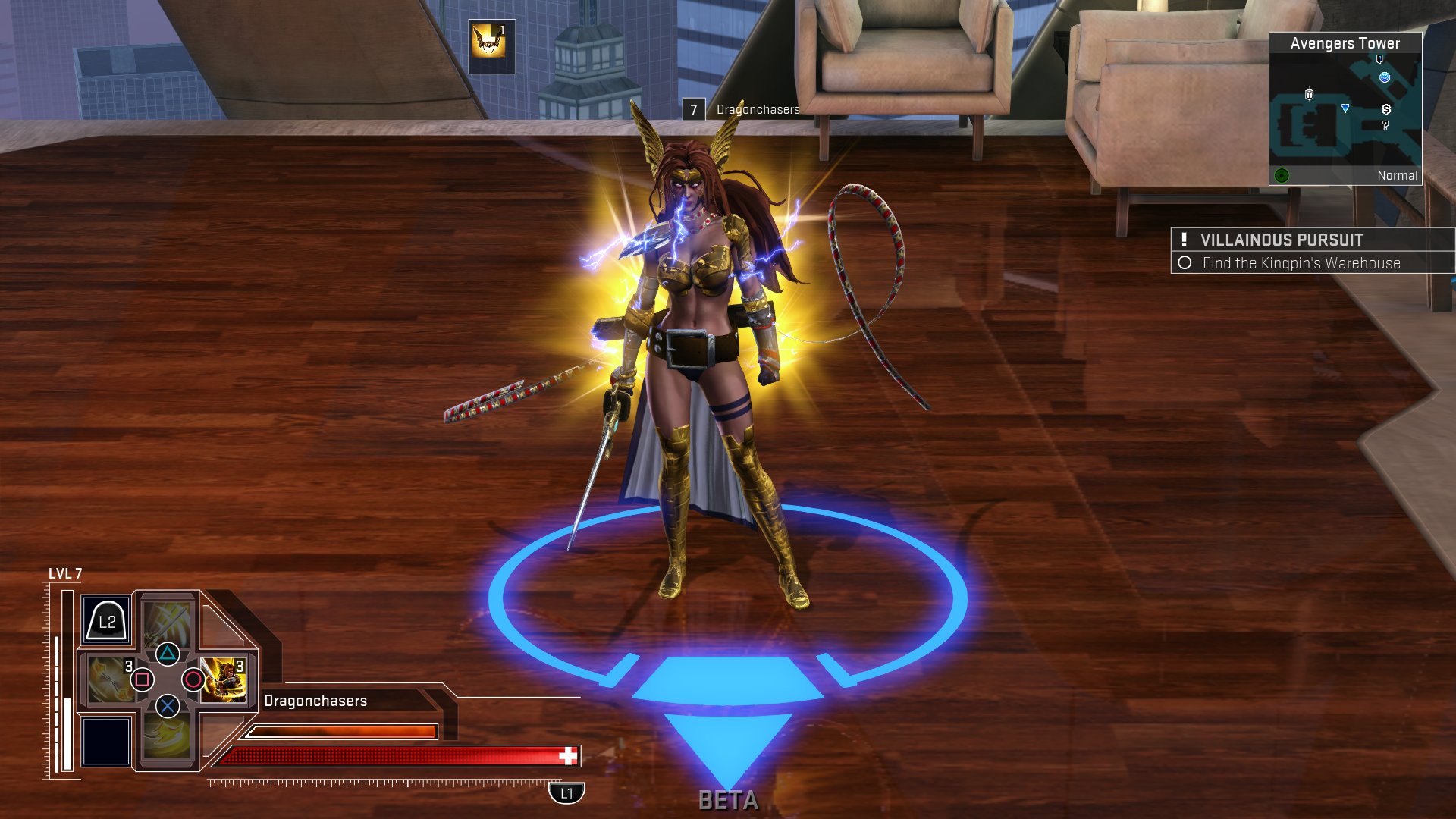 Marvel Heroes Omega Early Access report