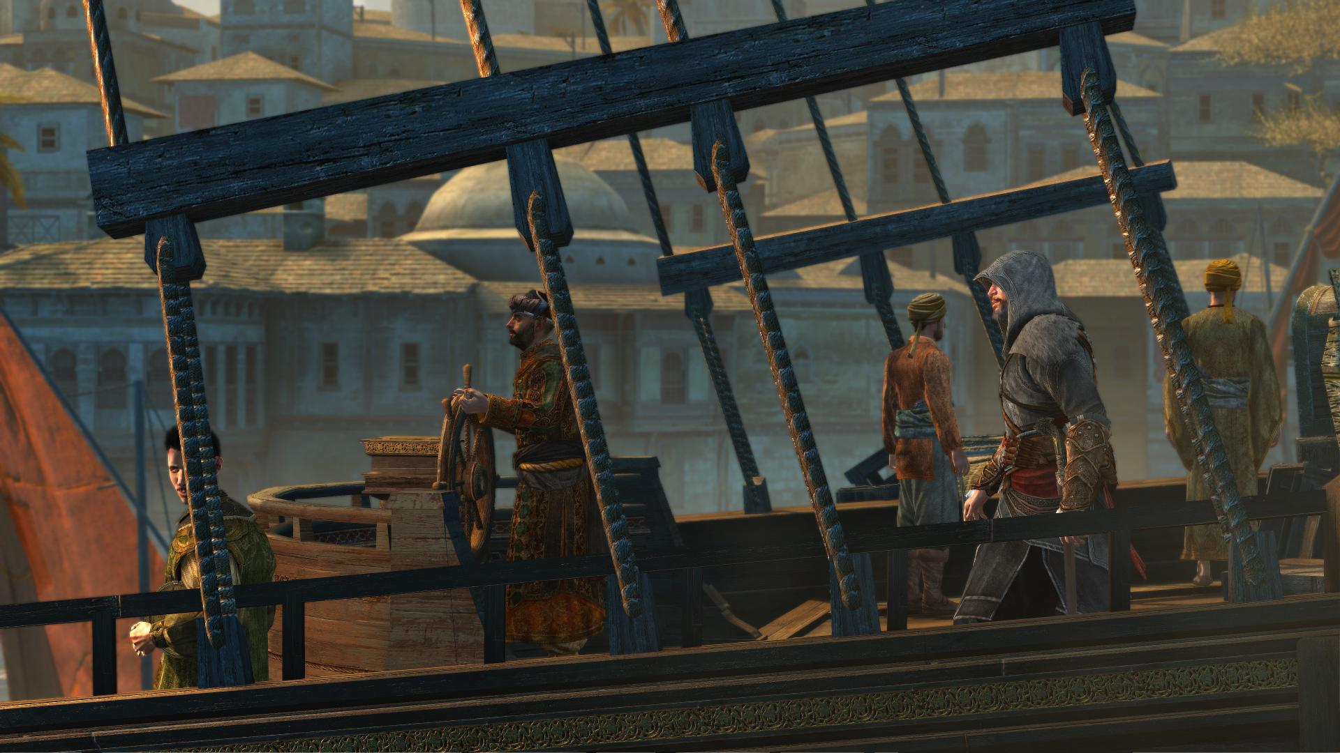 Assassin's Creed Brotherhood fini, on to Revelations