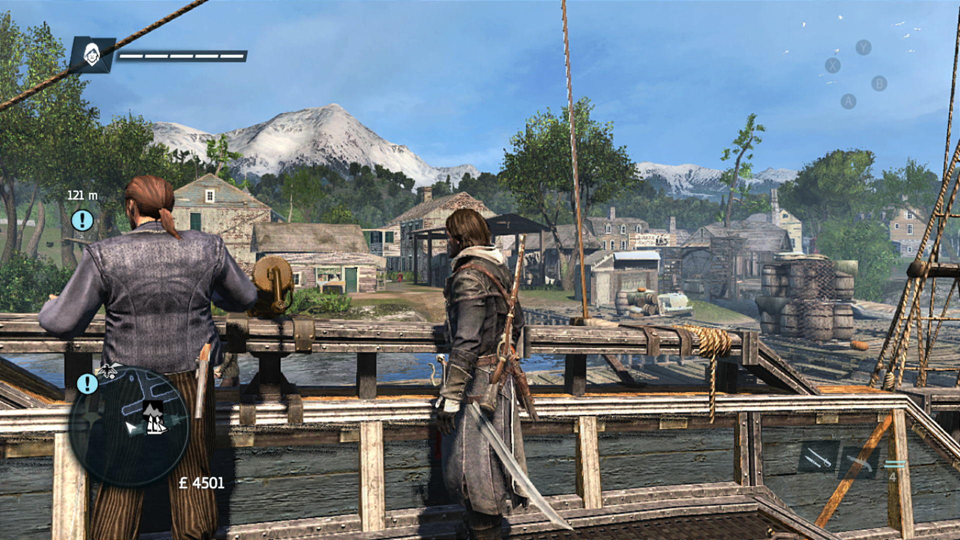 More on Assassin's Creed Rogue