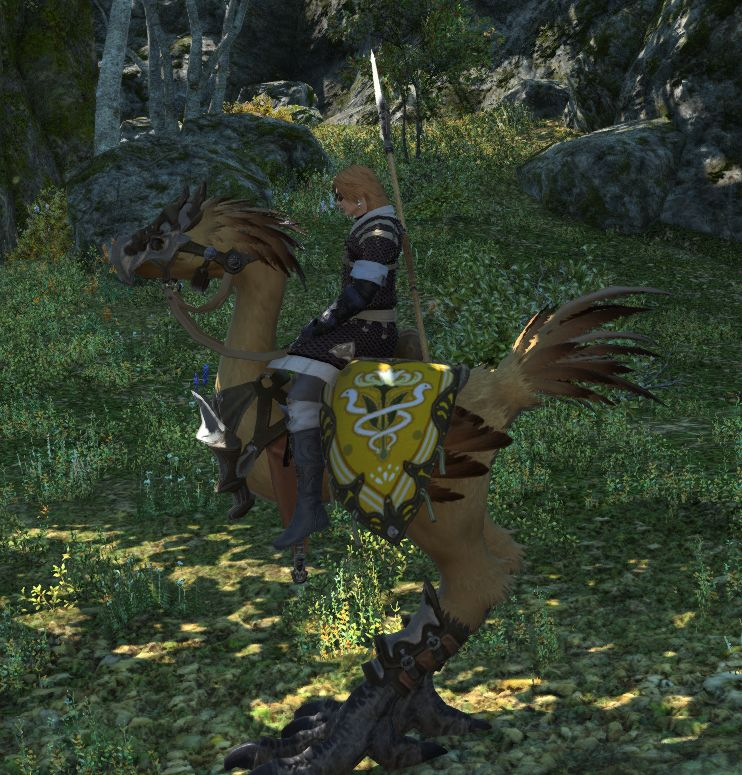 Final Fantasy XIV makes me a better person. Sort of.