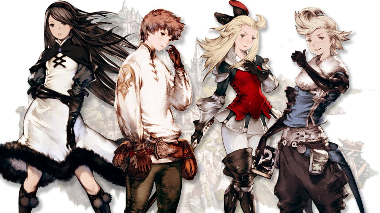 19 Hours into Bravely Default & Still Lost