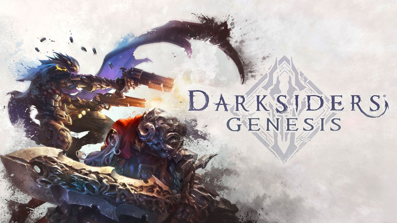 Darksiders Genesis Isn't Great on Console